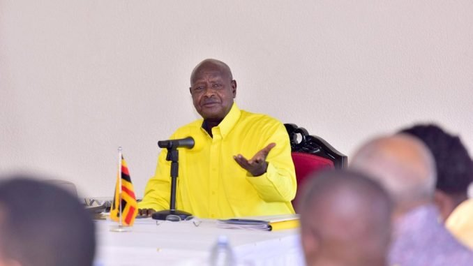 NRM leadership recommends lining up in party elections