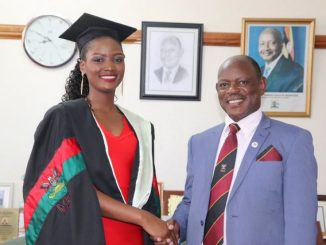 Student wants Miss Uganda 'fake' degree probed