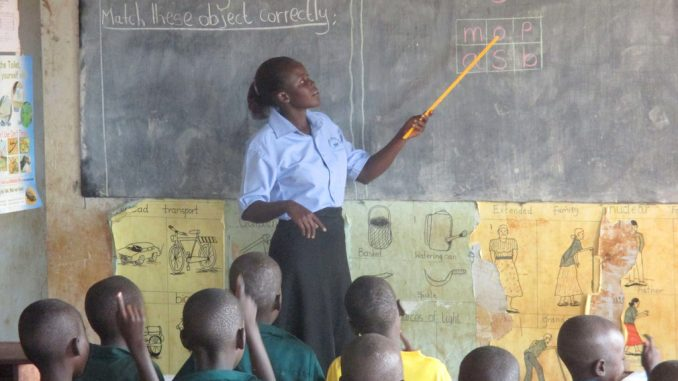 Ugandan government to hire 22,000 teachers - recruitment