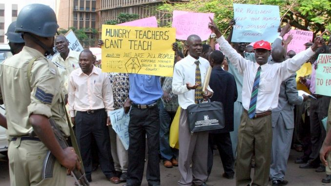 Ugandan teachers to strike over salary enhancement