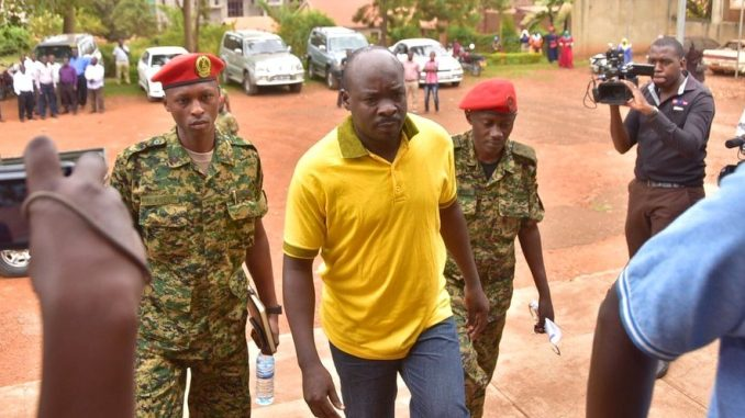 Boda Boda 2010 Patron Abdallah Kitatta transferred to Luzira Prison for safety