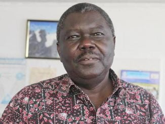 Ministry of Trade PS Ambassador Julius Onen dies