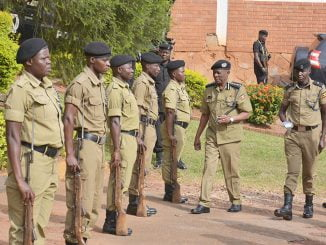 43 officers sue Uganda police over salary deductions