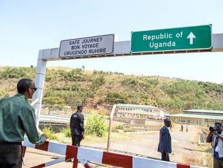 Rwanda now deploys army along its borders with Uganda