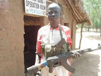 UPDF intercepts armed South Sudanese soldier in Lamwo