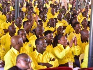NRM Parliamentary Caucus endorses Museveni 2021 sole candidature