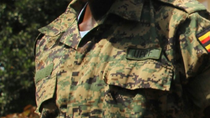 UPDF solider wanted for shooting sex worker