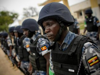 Uganda police officers suffer salary deductions