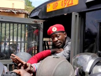 Bobi Wine composes 'Afande' song against Uganda Police brutality