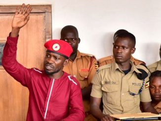Bobi Wine charged, remanded to Luzira prison