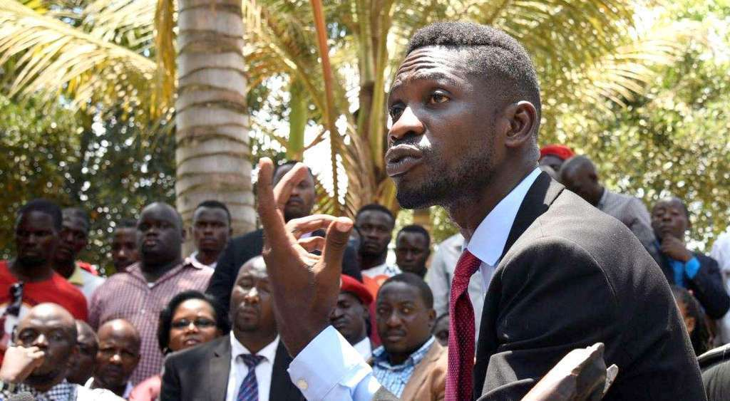 Uganda government disputes US statement on Bobi Wine's shows