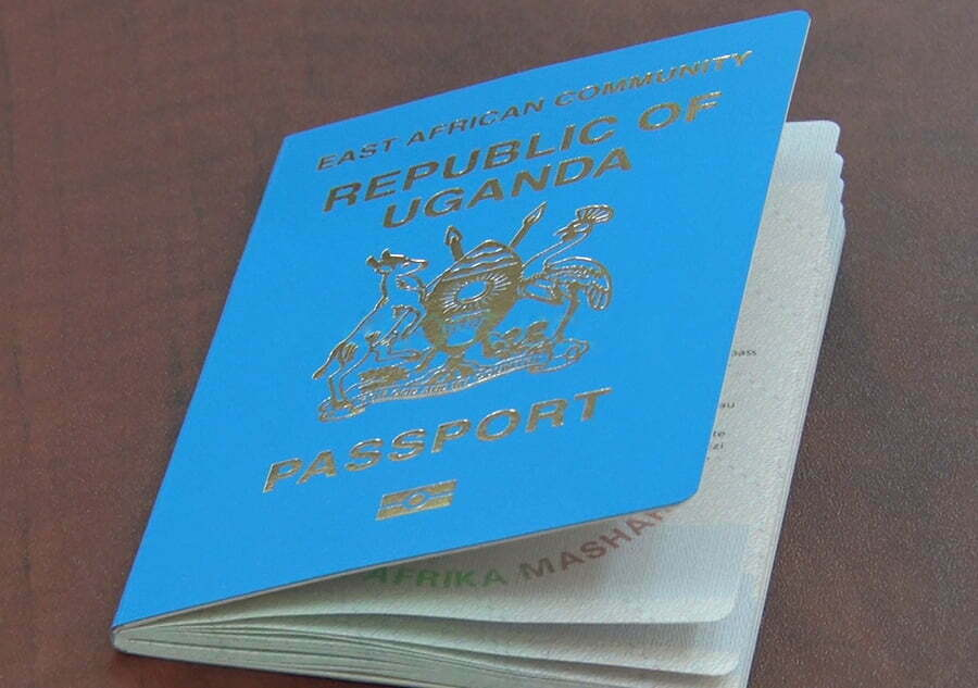 Uganda MPs ask gov't for detailed phase out plan of ordinary passports