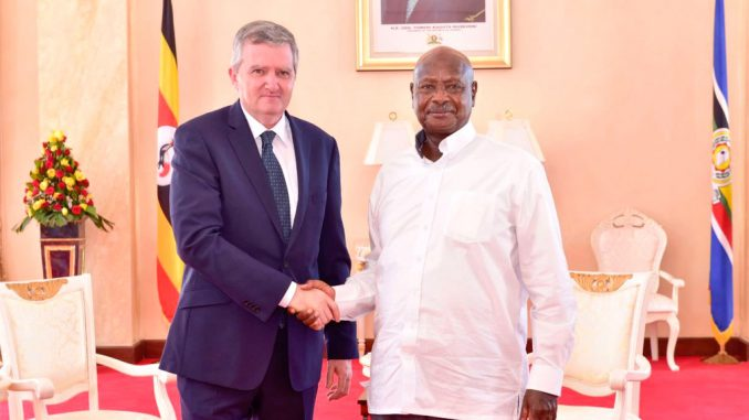 Ireland to remain Uganda's ally after Brexit - Ambassador
