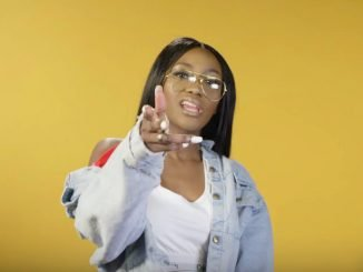 That girl from Uganda: Ang3lina releases new hit video 'Ronaldo'