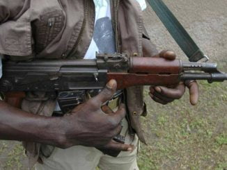 Ugandan gov't introduces voluntary disarmament in Wakiso