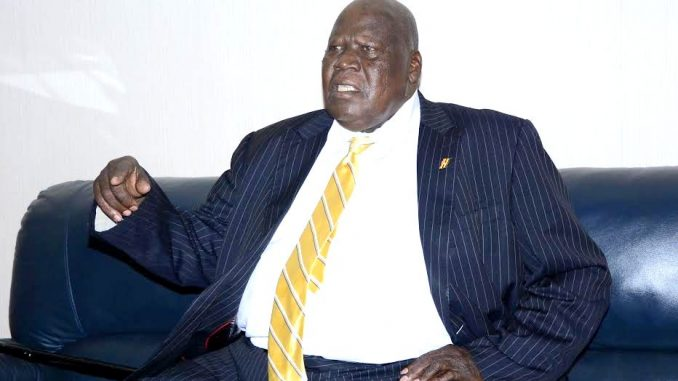 Leave Kyaligonza's issue to Generals - Moses Ali