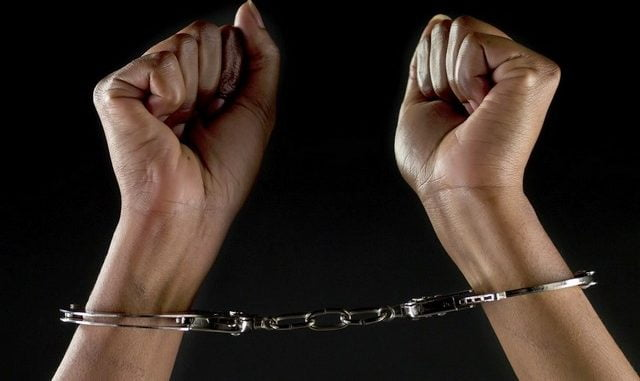 AIGP Ochom condemns handcuffing women during arrest