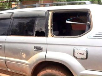 Police to charge its own officers for smashing Bobi Wine's car