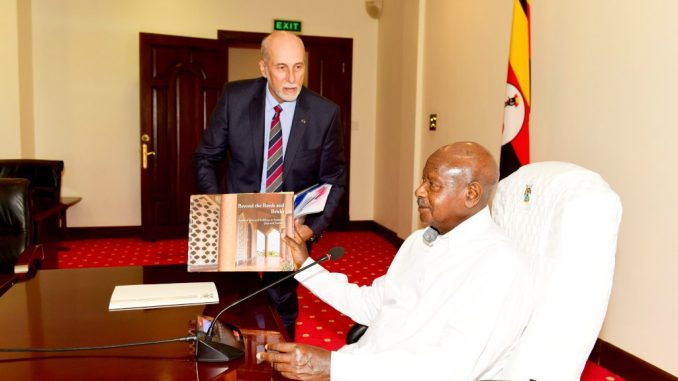 EU asks Ugandan gov't to focus on economic, social development