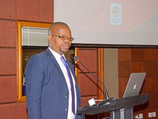 FUFA President Moses Magogo joins race for CAF Central East Zone seat