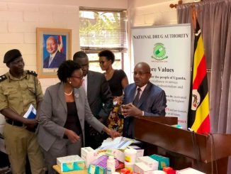 Fake Postinor 2, Quinine drugs on the Ugandan market