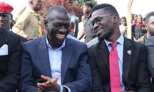 Kizza Besigye, Bobi Wine join forces to oust Museveni