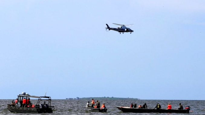 16 bodies retrieved from Lake Albert boat tragedy
