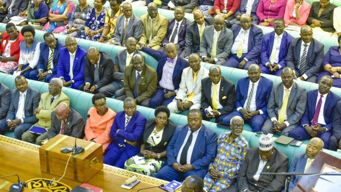 MPs should be stopped from approving own salaries – Minister