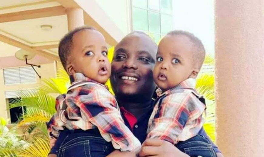 Four domestic workers arrested over death of minister Kibuule's twins