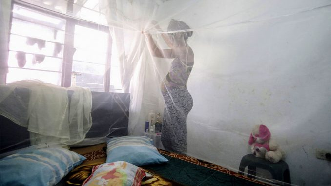Mosquito Net Usage Low Among Expectant Mothers In South
