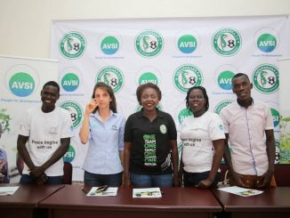 Onduparaka FC signs 'Football for Peace' partnership with AVSI