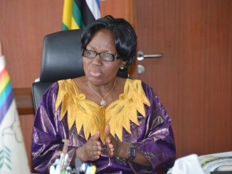 Speaker of Parliament, Rebecca Kadaga