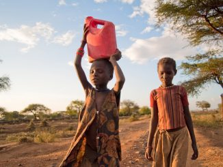 Ugandan children can only achieve 38% productivity as adults