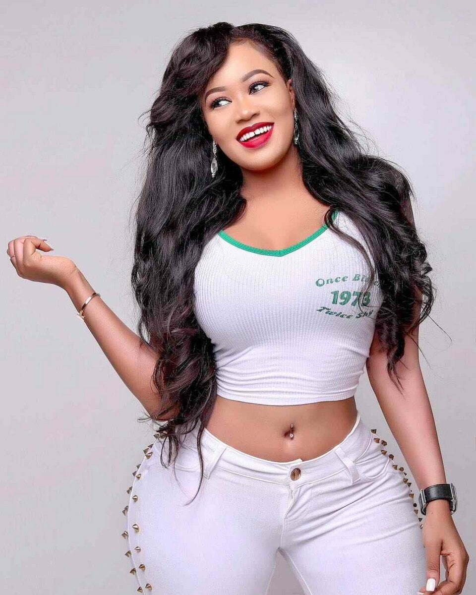I do not know who Jegede is - Kenyan socialite Vera Sidika