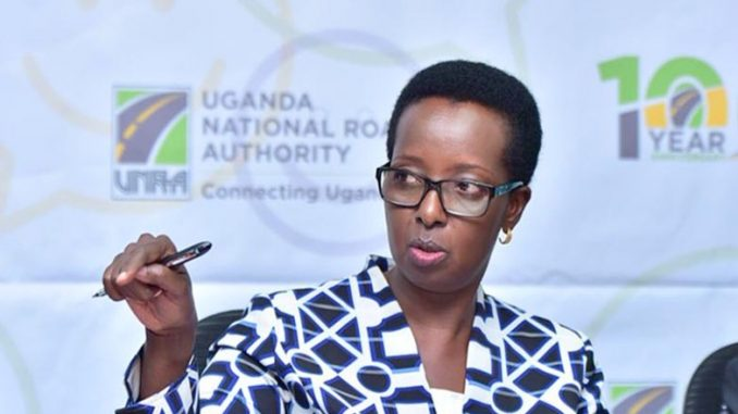 Whistleblower accuses Kagina of employing relatives in UNRA