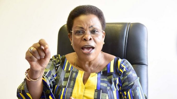Beti Kamya quits as President Uganda Federal Alliance (UFA)