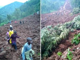 Five dead, 50 missing as landslides strike Bududa again