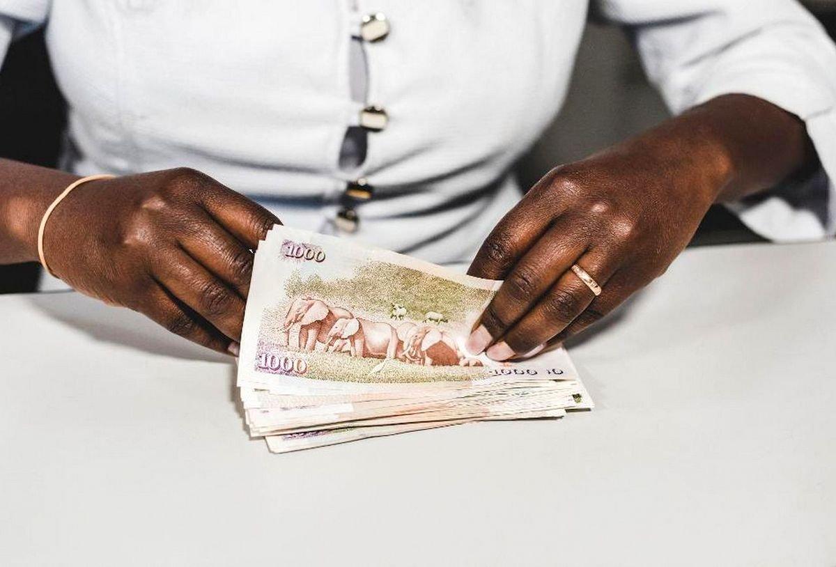 Kenyan currencies exchange