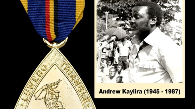 Kayiira's Heroes Day Medal Was a Mockery – Family