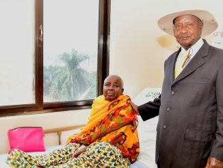 Rwenzururu Queen Mother was an icon of peace - Museveni
