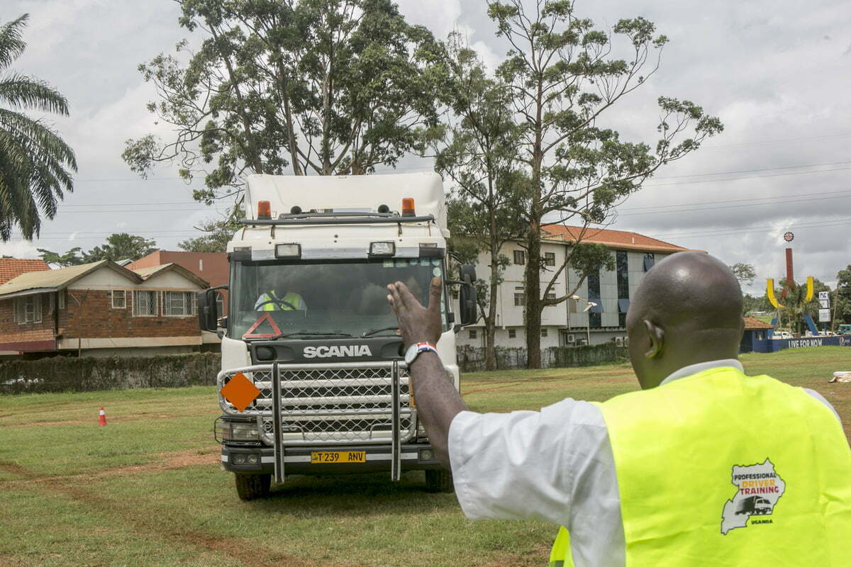 Truck drivers in Uganda to undergo refresher driving courses