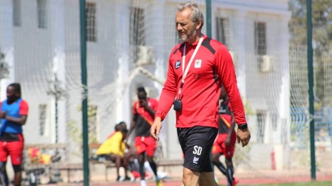 Desabre names Uganda Cranes final 23 man squad for AFCON 2019