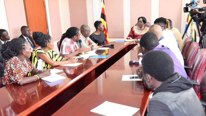 Ugandan musicians seek ring-back tone payment review