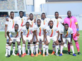 Uganda Cranes captain Onyango confident of beating DRC