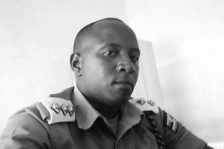 Assistant Superintendent of Police (ASP), Bright Amutuhire
