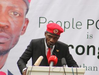 Bobi Wine unveils People Power mobilization team