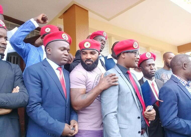Court issues criminal summons against Bobi Wine