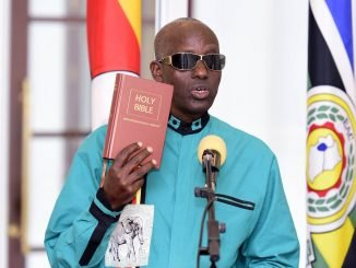 Gen. Tumwine Probe: Rules committee questions CCTV footage