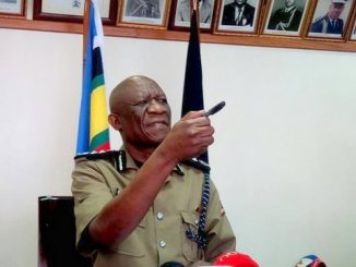 IGP Ochola orders logistics boss Godfrey Bangirana to hand over office