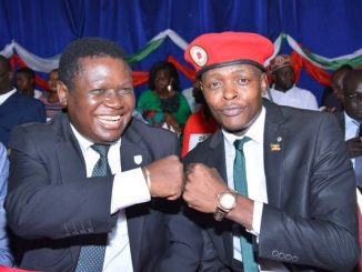 Jose Chameleone apologises for featuring in Tubonga Nawe song, officially joins the Democratic Party